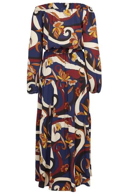 Платье женское Apart 50889 синее 38 DE