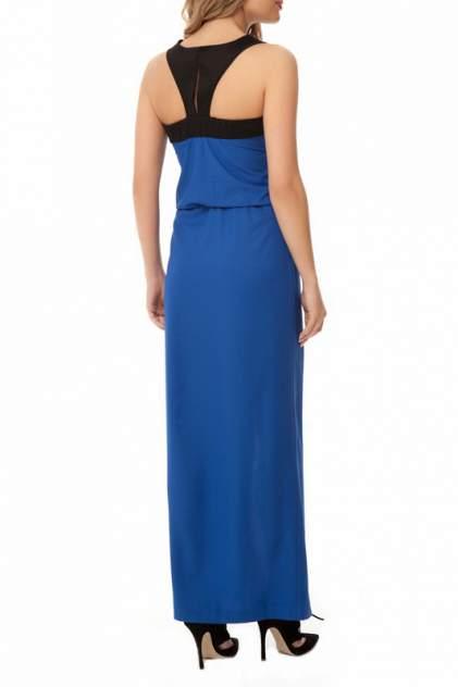 Платье женское Gloss 18318(09) синее 38 RU