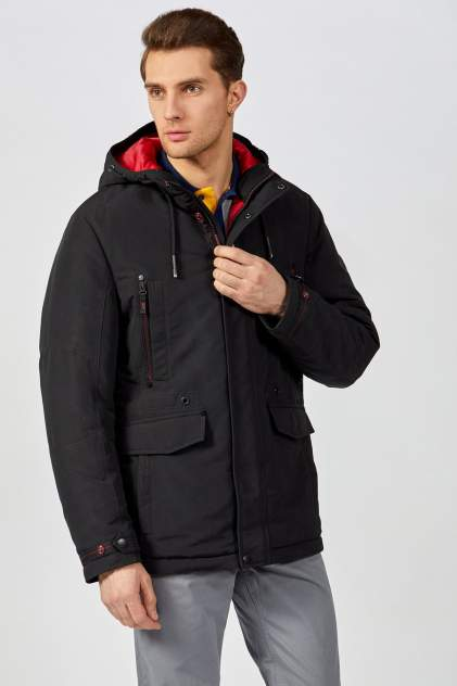 Куртка Tom Farr T4F M3034, черный