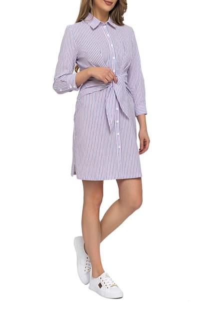 Платье женское Gloss 24338(09) синее 38 RU