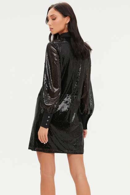 Вечернее платье женское LOVE REPUBLIC 452213566 черное 50