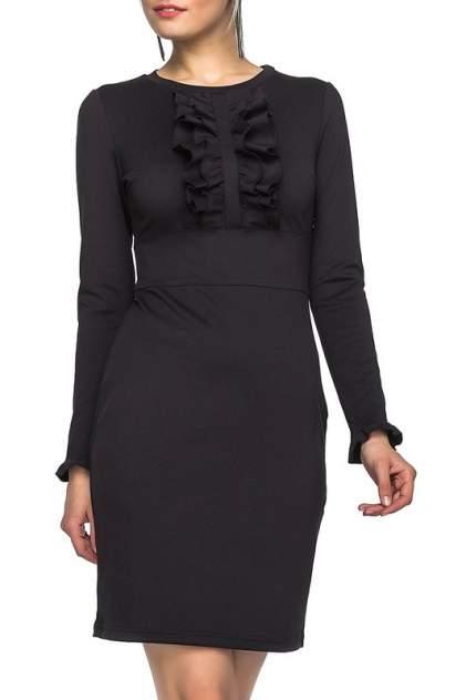 Платье женское Gloss 25368(01) черное 38 RU