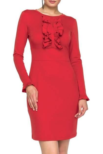 Платье женское Gloss 25368(12) красное 38 RU