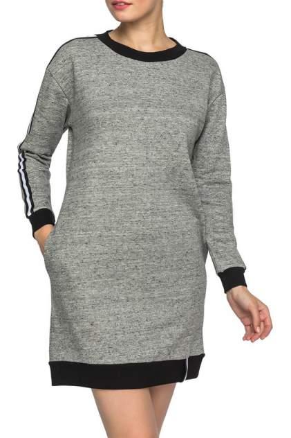 Платье женское Gloss 25311(03) серое 38 RU