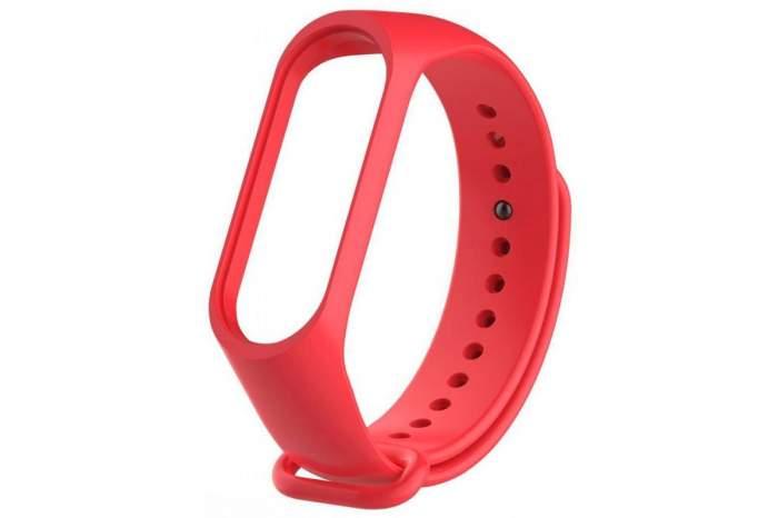 Ремешок для часов Xiaomi Mi Band 4, красный