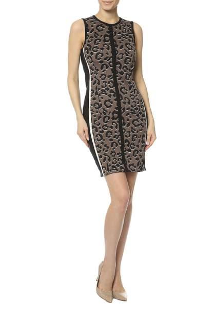 Платье женское MARC CAIN SPORTS HS 21.17 J06 AW/17-18 коричневое 4 DE
