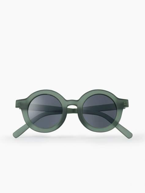 Очки солнцезащитные (sage) Happy Baby зеленый