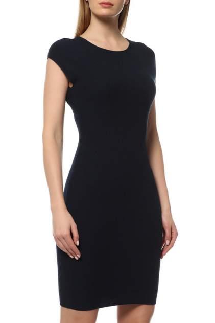 Платье женское Cruciani CD21.263 синее 40 IT