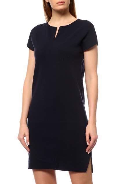 Платье женское Cruciani CD21.230 синее 40 IT