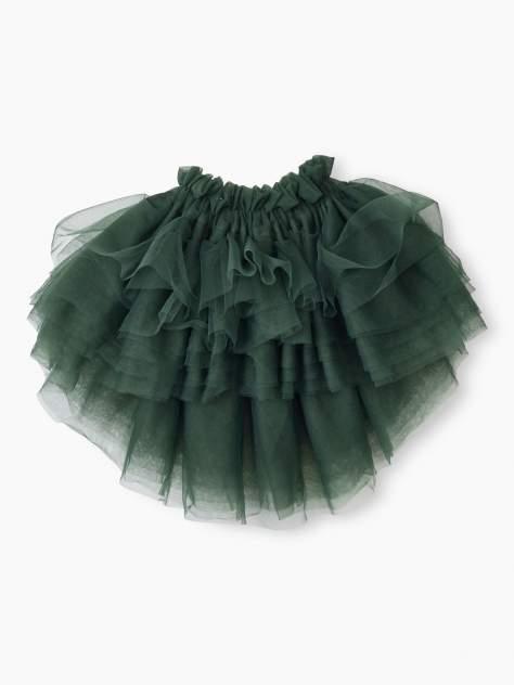 Пышная юбка из фатина (green, 80-98) Happy Baby зеленый  80-98