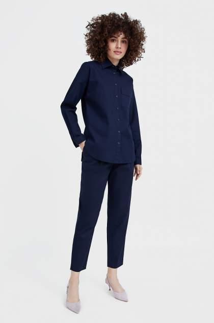 Женские брюки Finn Flare S21-11007, синий