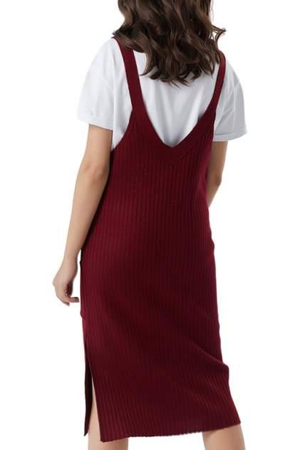Платье женское Fly 9227-11 серое 40 RU