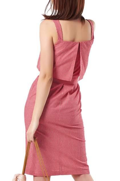 Платье женское Fly 876-05 красное 40 RU