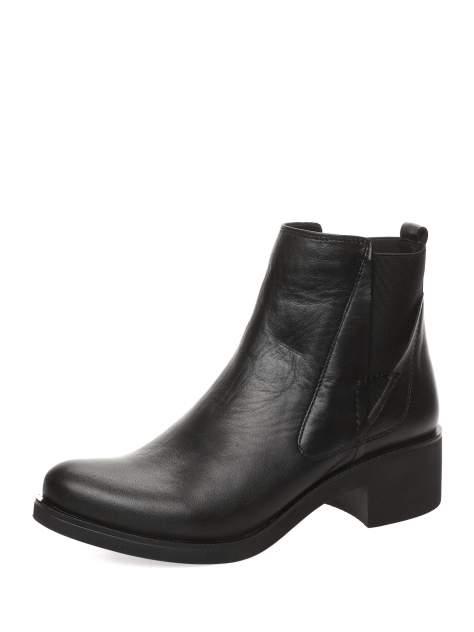 Ботинки женские MAKFLY 115MF-2-1, черный