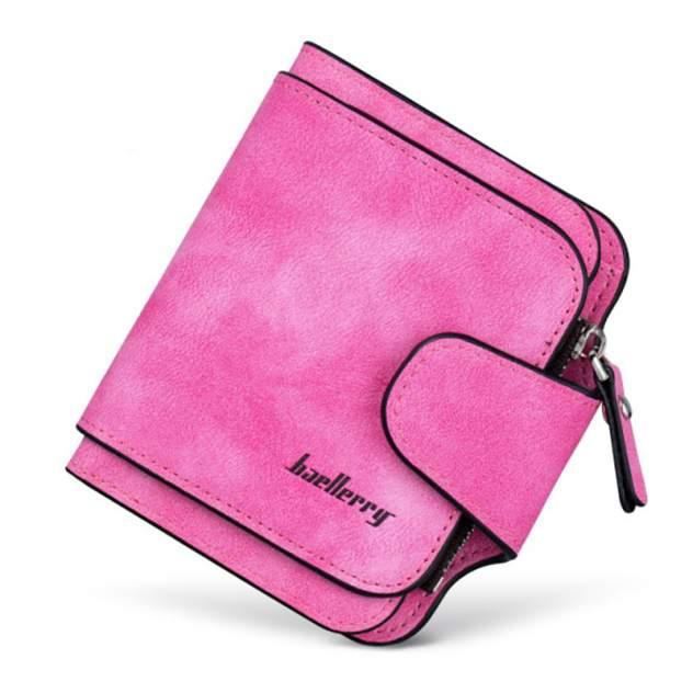 Портмоне женское Baellerry Forever mini розовое