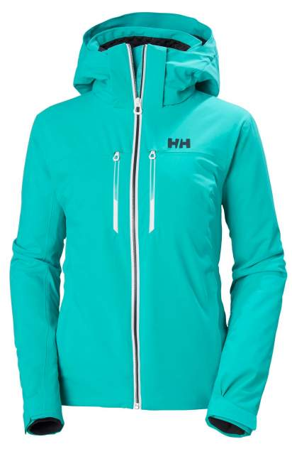 Куртка Горнолыжная Helly Hansen 2020-21 Alphelia Lifaloft Turquoise (Us:xxl)