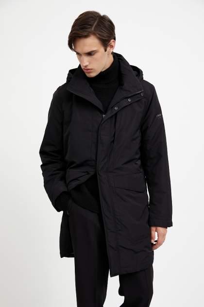 Пальто мужское Finn Flare A20-23009 черные 54