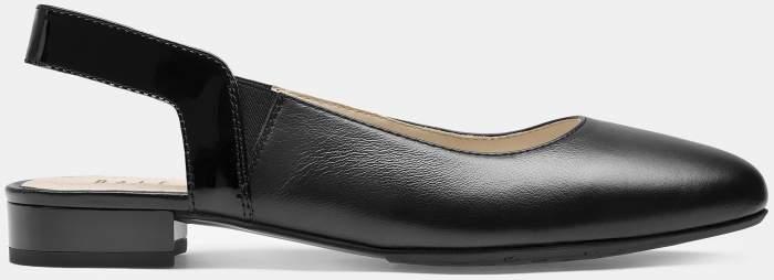Туфли женские Ralf Ringer 889110ЧН черные 38 RU