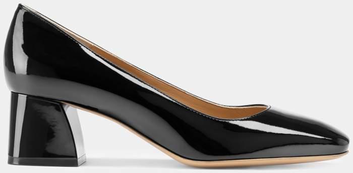 Туфли женские Ralf Ringer ОТ00024500, черный