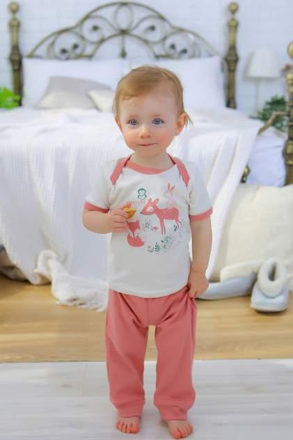 Комплект одежды Веселый малыш, цв. разноцветный
