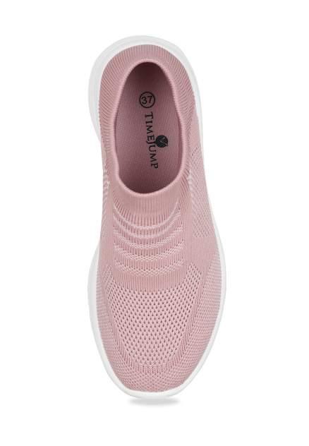 Кроссовки женские TimeJump K2042-2 розовые 38 RU