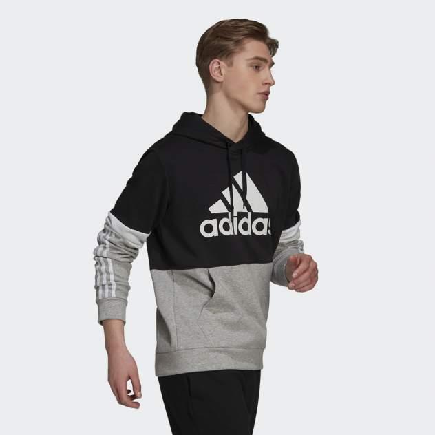 Толстовка мужская Adidas M CB HD, черный