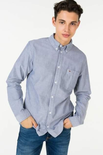 Рубашка мужская Tommy Hilfiger DM0DM04484, синий