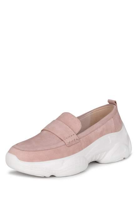 Лоферы женские Alessio Nesca K0773LC-3, розовый