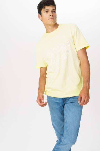 Футболка ONLY & SONS 22016342, желтый