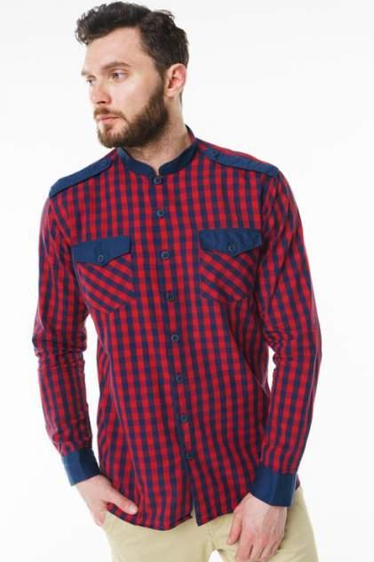 Рубашка мужская Sahera Rahmani 7410402 красная 56
