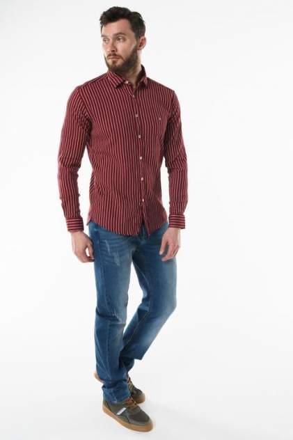 Рубашка мужская Sahera Rahmani 9011442-42, красный