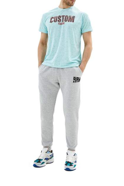 Спортивные брюки мужские BLACKSI 5224 серые M
