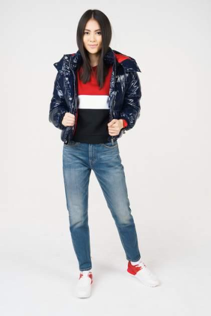 Куртка женская Tommy Jeans DW0DW05603 синяя M