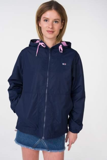 Спортивная ветровка женская Tommy Hilfiger DW0DW05601 синяя M