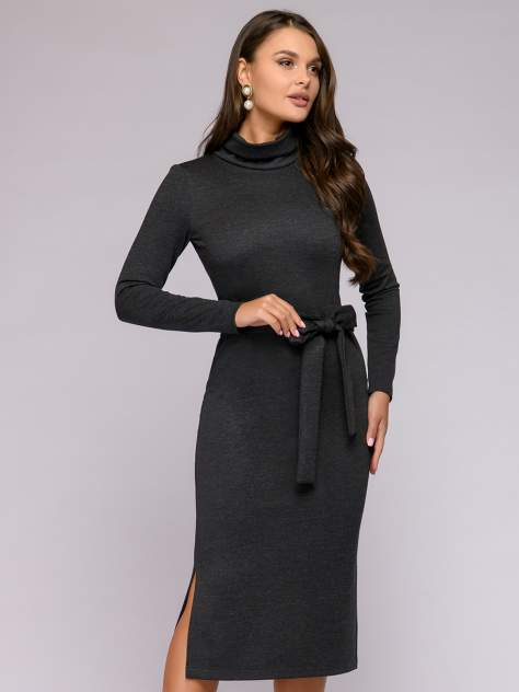 Женское платье 1001dress 0112001-01715BK14, черный