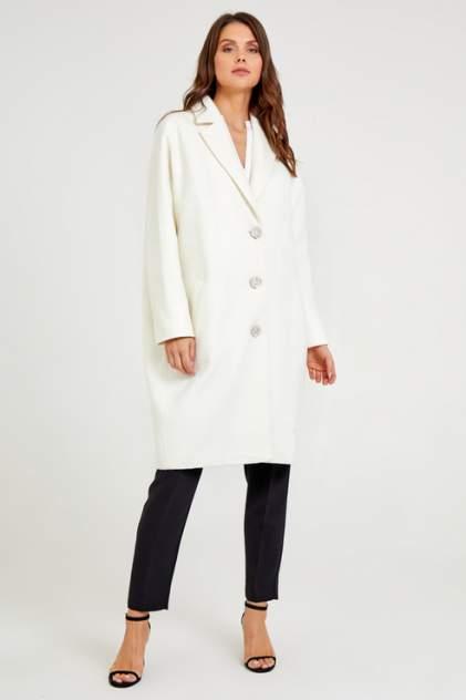Пальто женское Tom Farr T4F W9821.50 белое M