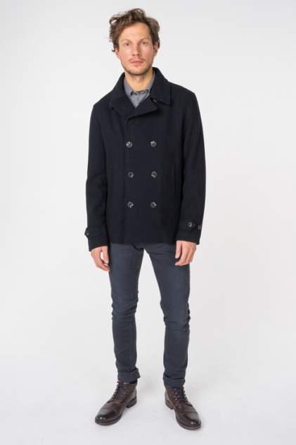 Пальто-бушлат мужское Casual friday 20502470 черное M