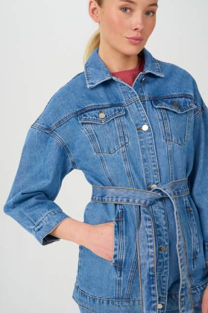 Женская джинсовая куртка Tom Farr T4F W2, голубой