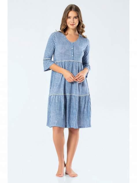 Домашнее платье Turen 3326, синий