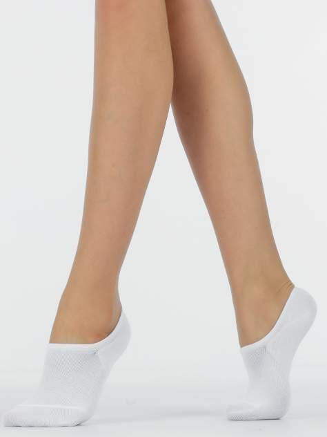 Носки женские Giulia WS0 CLASSIC белые 36-38