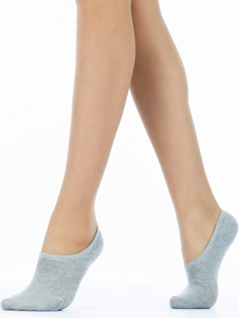 Носки женские Giulia WS0 CLASSIC серые 36-38