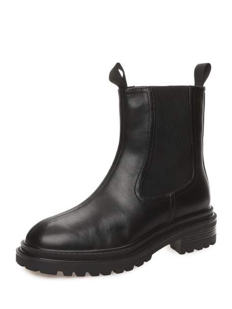 Ботинки женские MAKFINE 51MK-75-01A7, черный