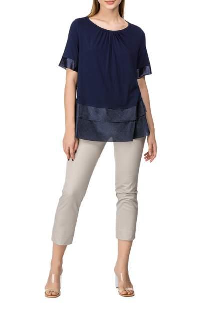 Блуза женская Helmidge 8413 синяя 12