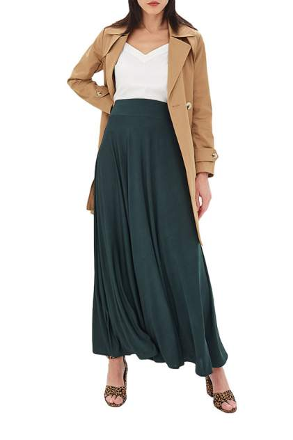Юбка женская Alina Assi 19-501-401 зеленая XL