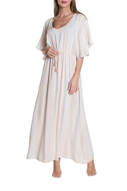 Домашнее платье VIENETTA 9111635822, бежевый