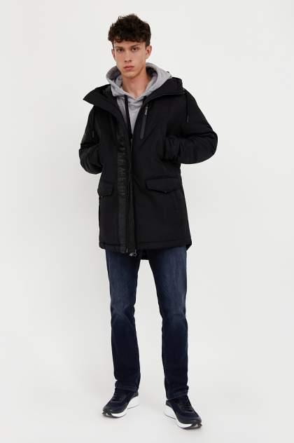 Пальто мужское Finn Flare A20-22005 черные 48