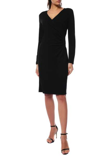 Платье женское PROMISE 1963-418 черное 40 EU