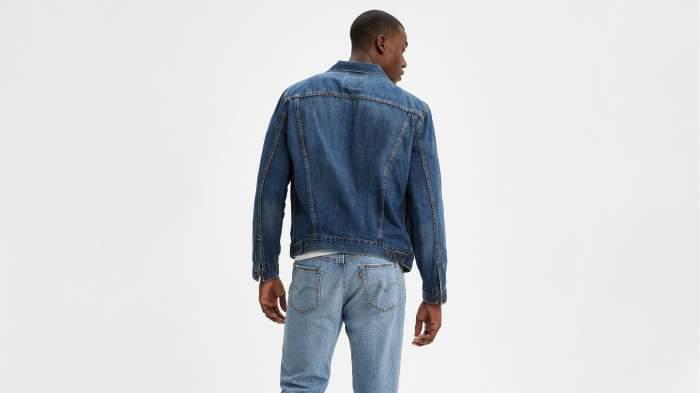 Куртка мужская Levi's 72334-0354 синяя L