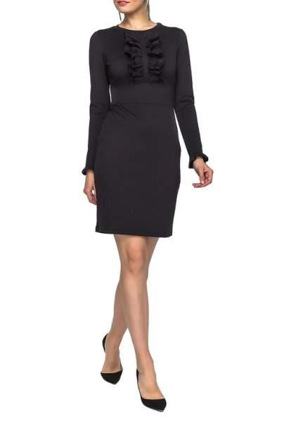 Платье женское Gloss 25368(01) черное 40 RU