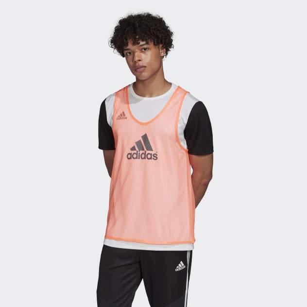 Майка мужская Adidas FI4190 красная XL